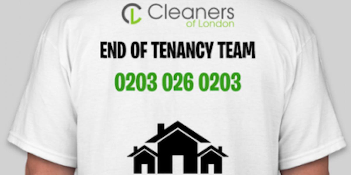 end of tenancy t-shirt